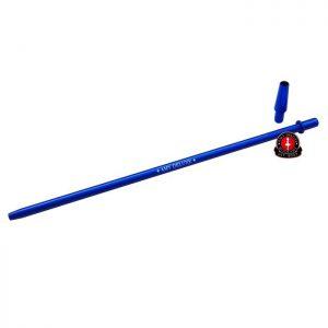 AMY Deluxe Aluminium dunne Mondstuk – blauw
