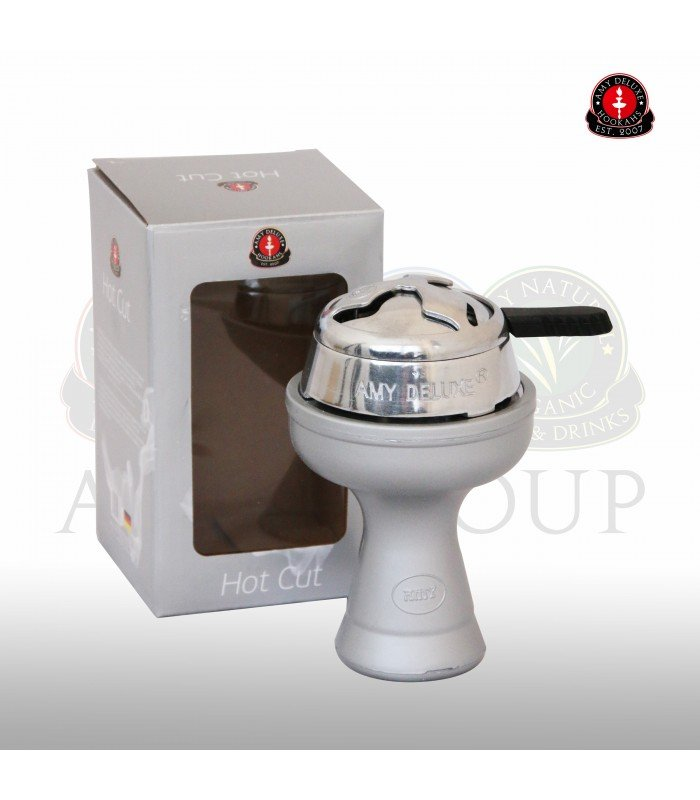 AMY Deluxe Silicone Tobacco Cup + Smoke Box