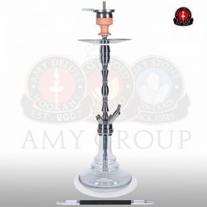 AMY Deluxe Hammer Steel (SS08) - Transparent