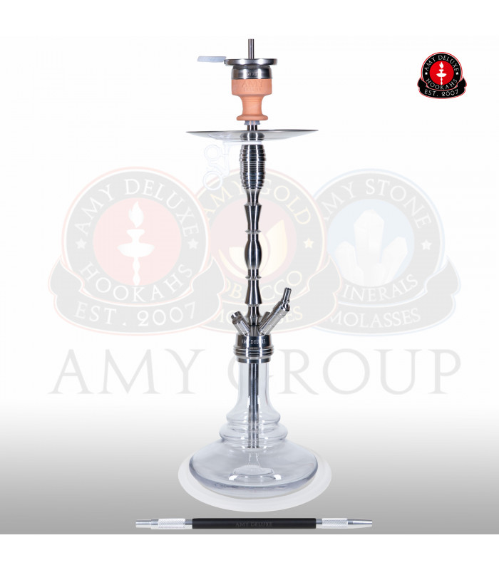 AMY Deluxe Hammer Steel (SS08) – Transparent