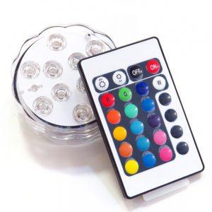 AMY Deluxe Shisha LED-verlichting