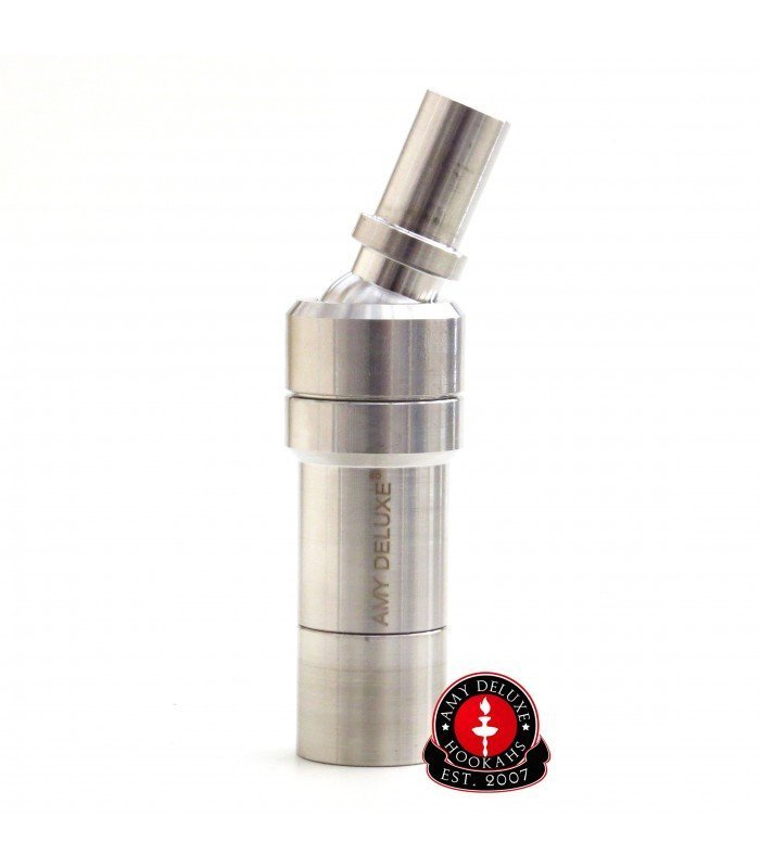 """AMY Deluxe """" Universal """" Stainless Steel Hose Adapter"""