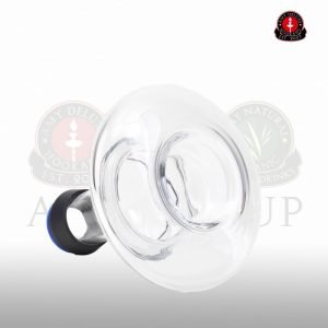 AMY DELUXE ALU-X S 064 MAT SILVER-TRANSPARANT