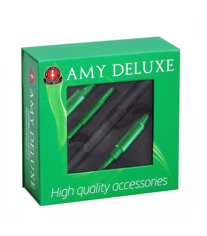 AMY Luxury silicone hose set s238 – Green