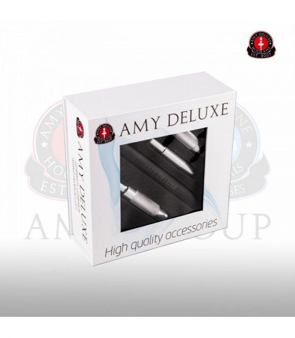 Amy Luxe siliconen mondstuk set