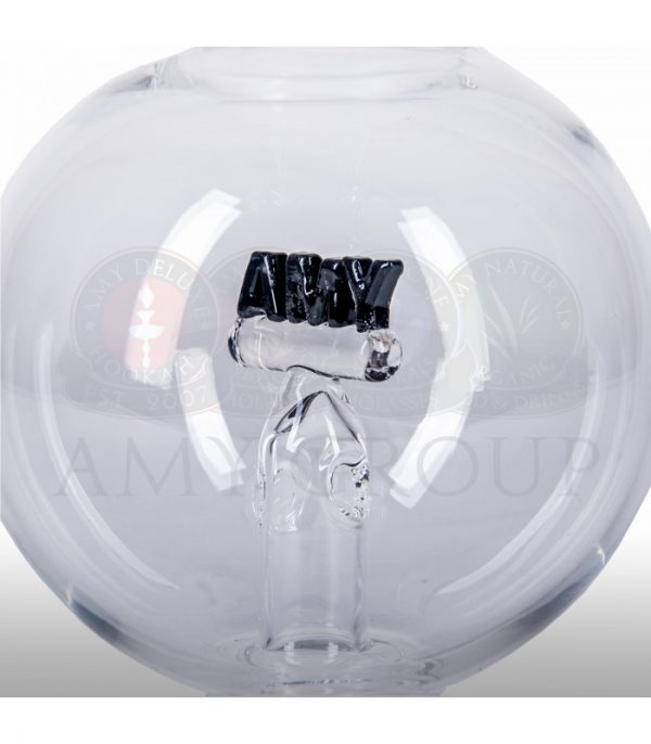 Amy Glass Juice Catcher With Logo
