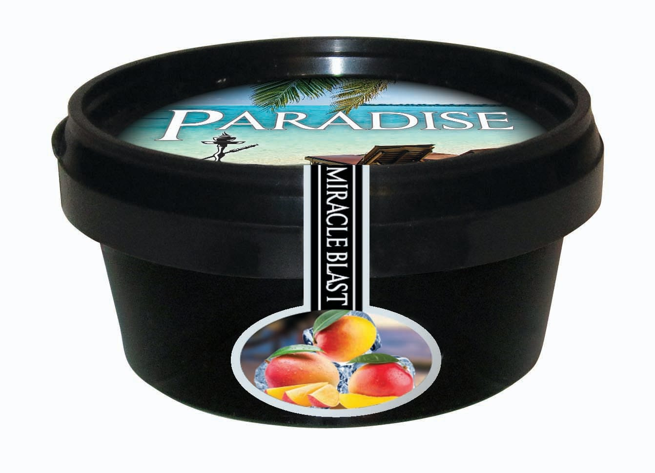 Paradise Steam Stones – Miracle Blast (Mango Ice)