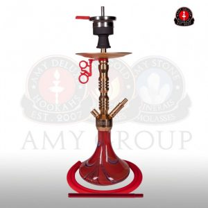 AMY Alu Sierra S 073.02 Goud-Rood