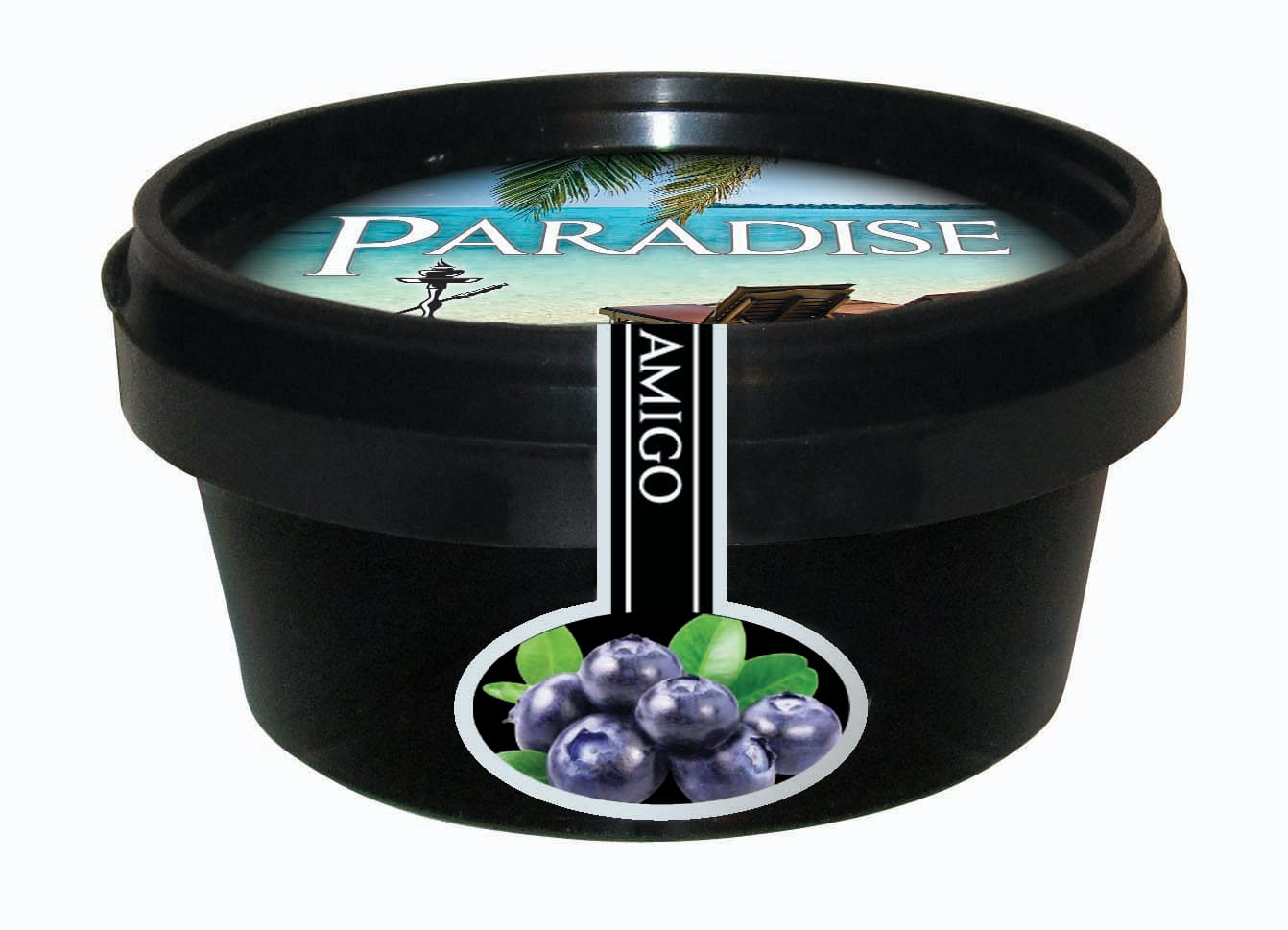 Paradise Steam Stones – Amigo (Blueberry)