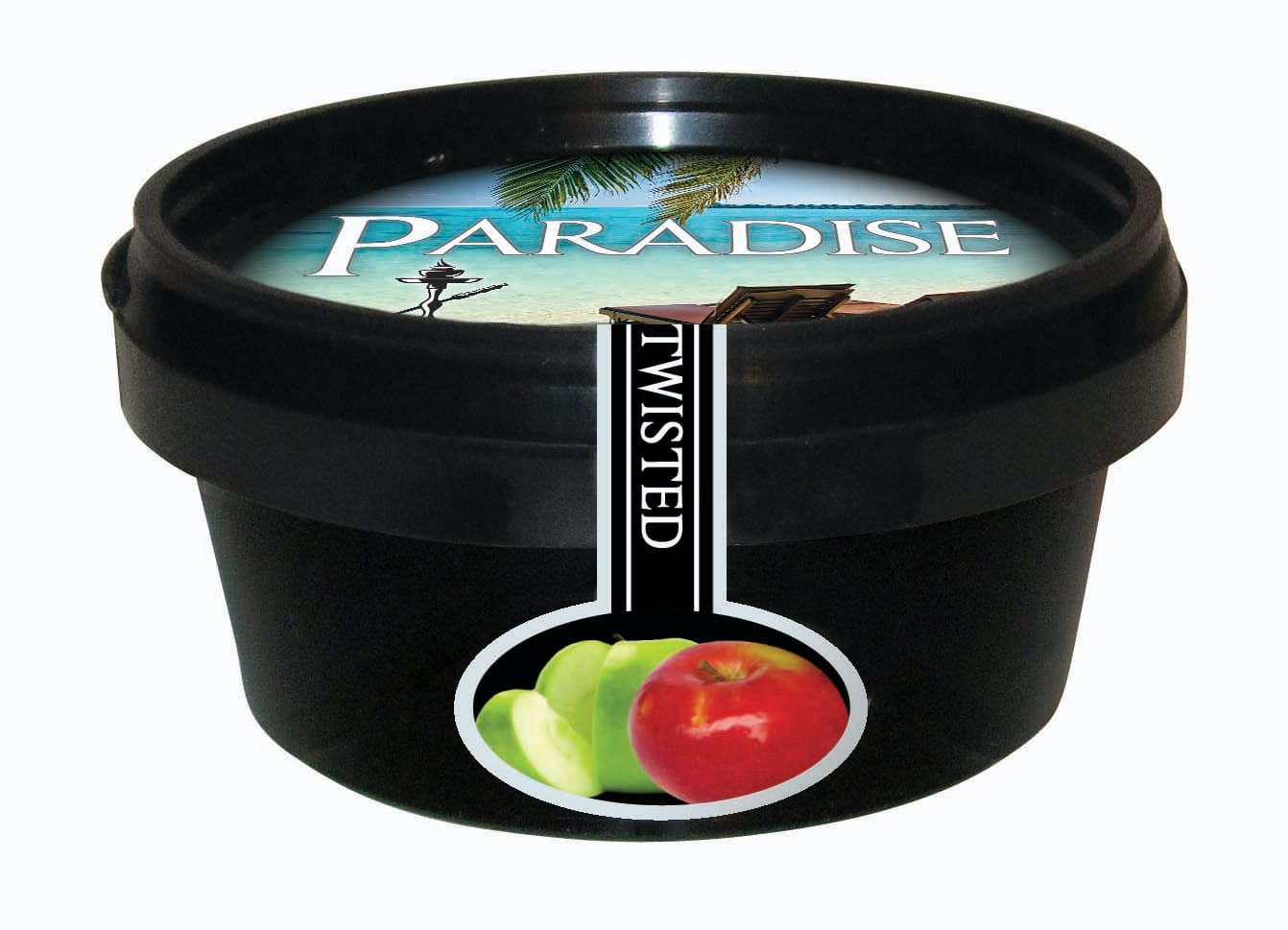 Paradise Steam Stones – Twisted (Double Apple)