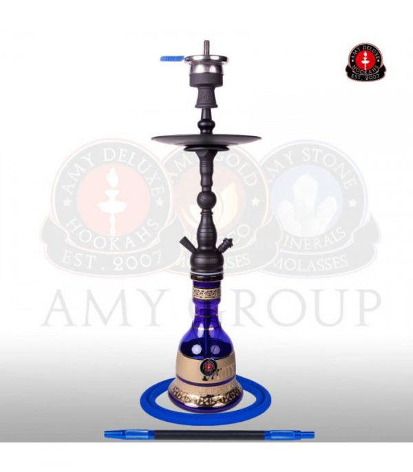 AMY Harfi 110.01 Zwart-Blauw