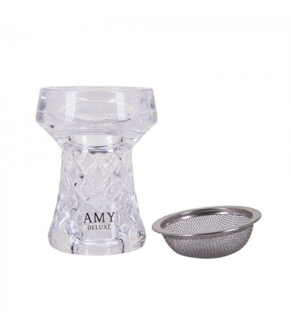 AMY Glazen Kop Met Zeef (GB-1)