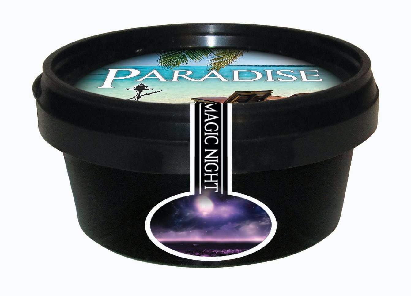PARADISE STEAM STONES – MAGIC NIGHT (TUTTU FRUTTI, MANGO MIX, BLACKBERRY AND MENTHOL)