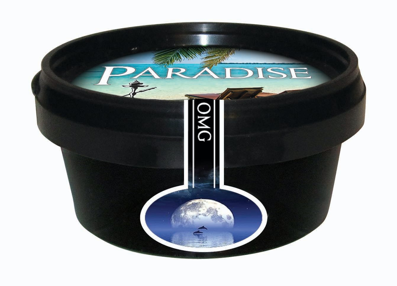 Paradise Steam Stones – OMG (Mix tea mix, cucumber, lime and menthol)