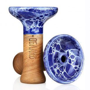 OBLAKO BOWL  Marble Blauw